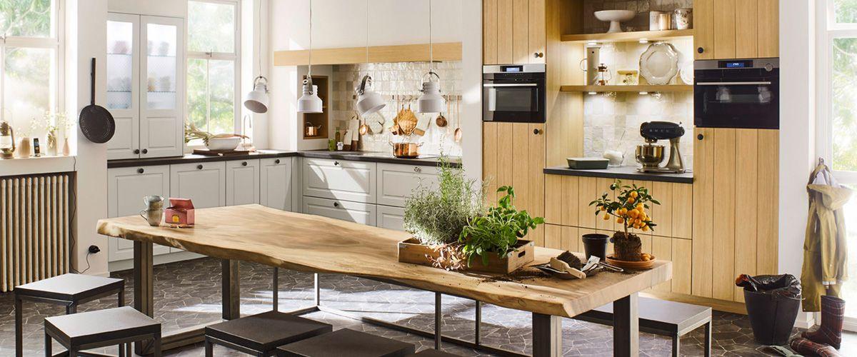 Ihre Wohnküche - Küchen kaufen bei Stefan Bolte Küchenstudio in ...