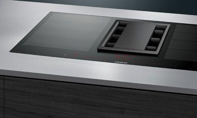 Das neue inductionair system von siemens küchen kaufen bei